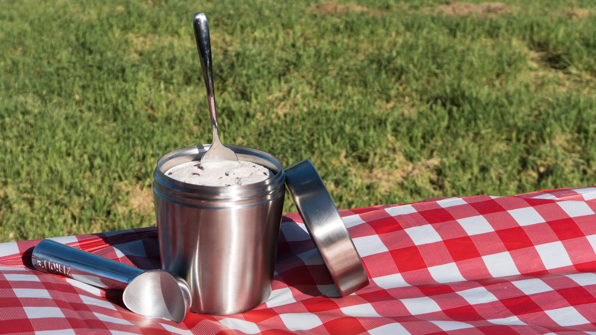 The Ice Cream Canteen - Vacuum Insulated Pint Container