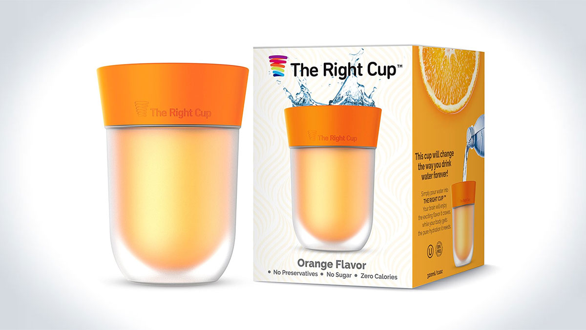 The Right Cup - Brain-Tricking Flavored Cup