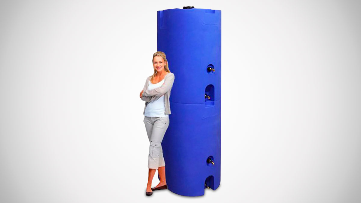 WaterPrepared Emergency Water Storage Tank
