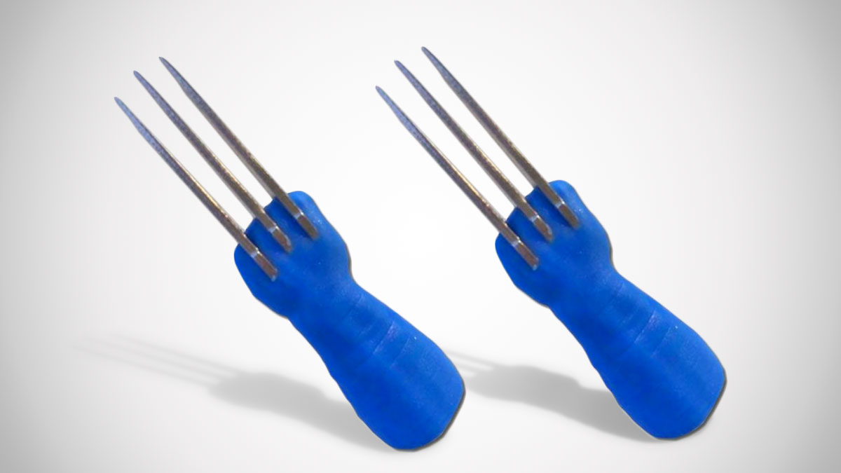 X-Men Wolverine Corn Cob Holders