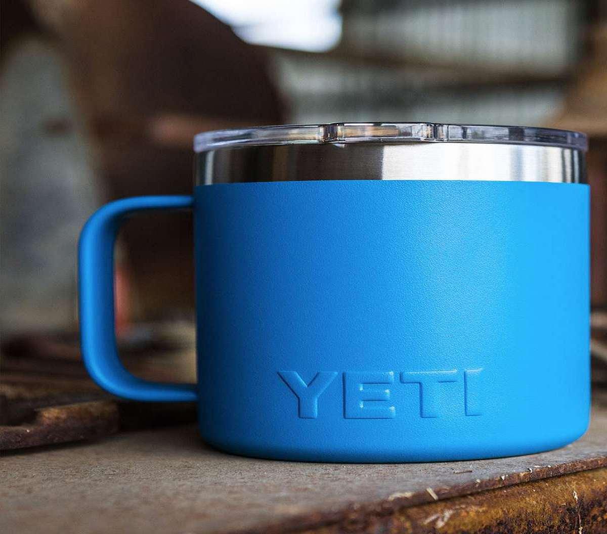 Oz Stainless Steel Travel Mug