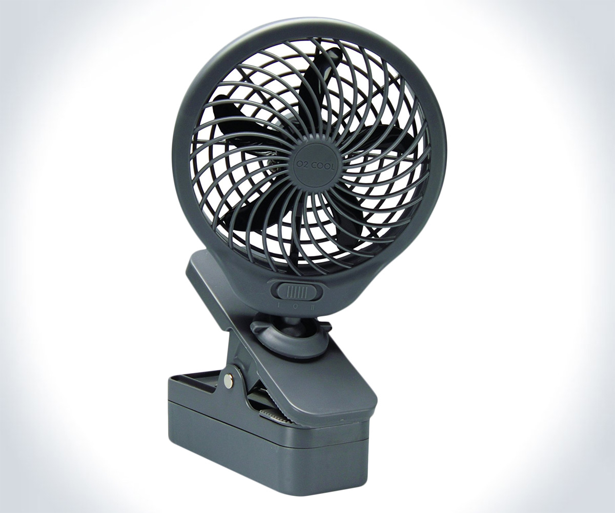 5 battery operated clip fan. Black Bedroom Furniture Sets. Home Design Ideas