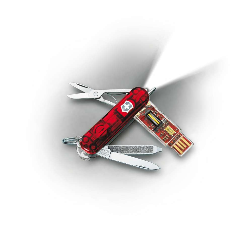 Swiss Army Flash Drive Dudeiwantthat Com