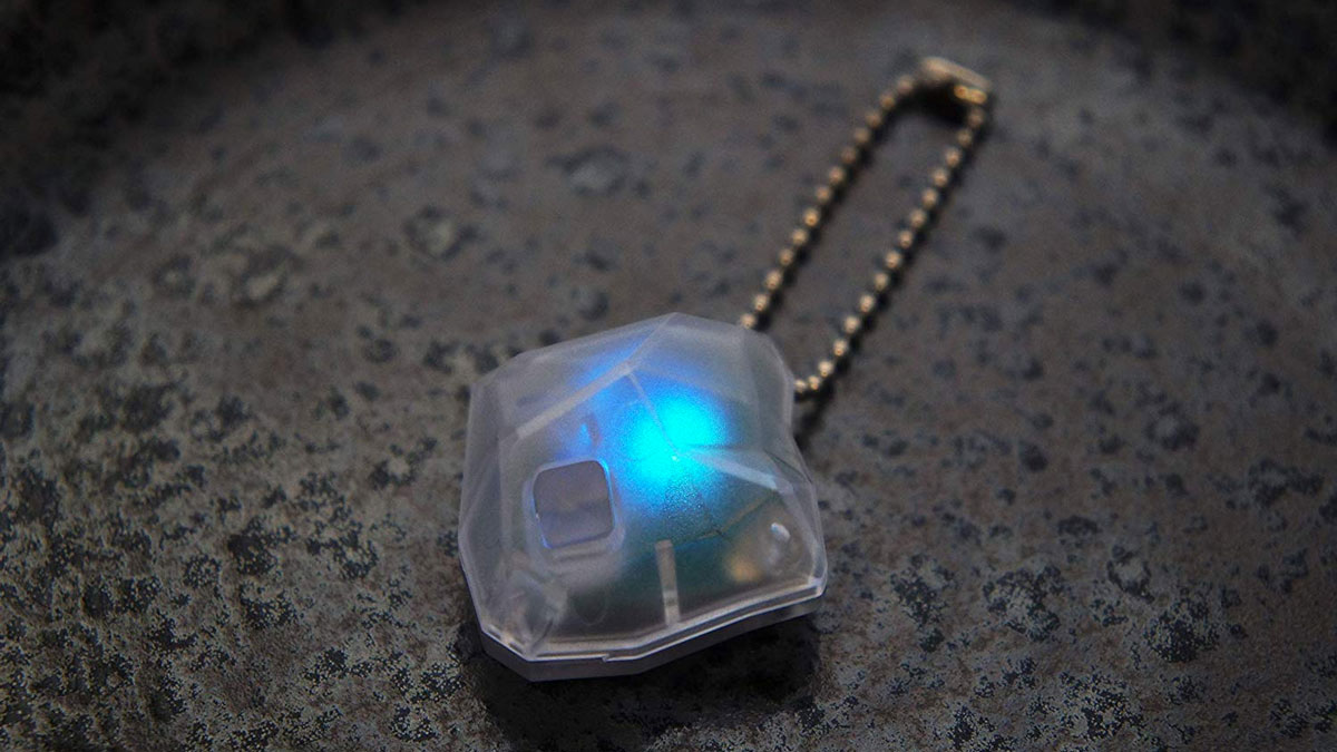 Baketan Ghost Detector