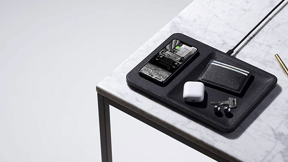 Courant Wireless Charging Accessory Tray