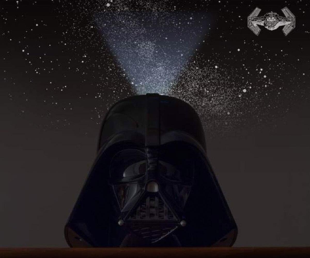 Darth Vader Planetarium