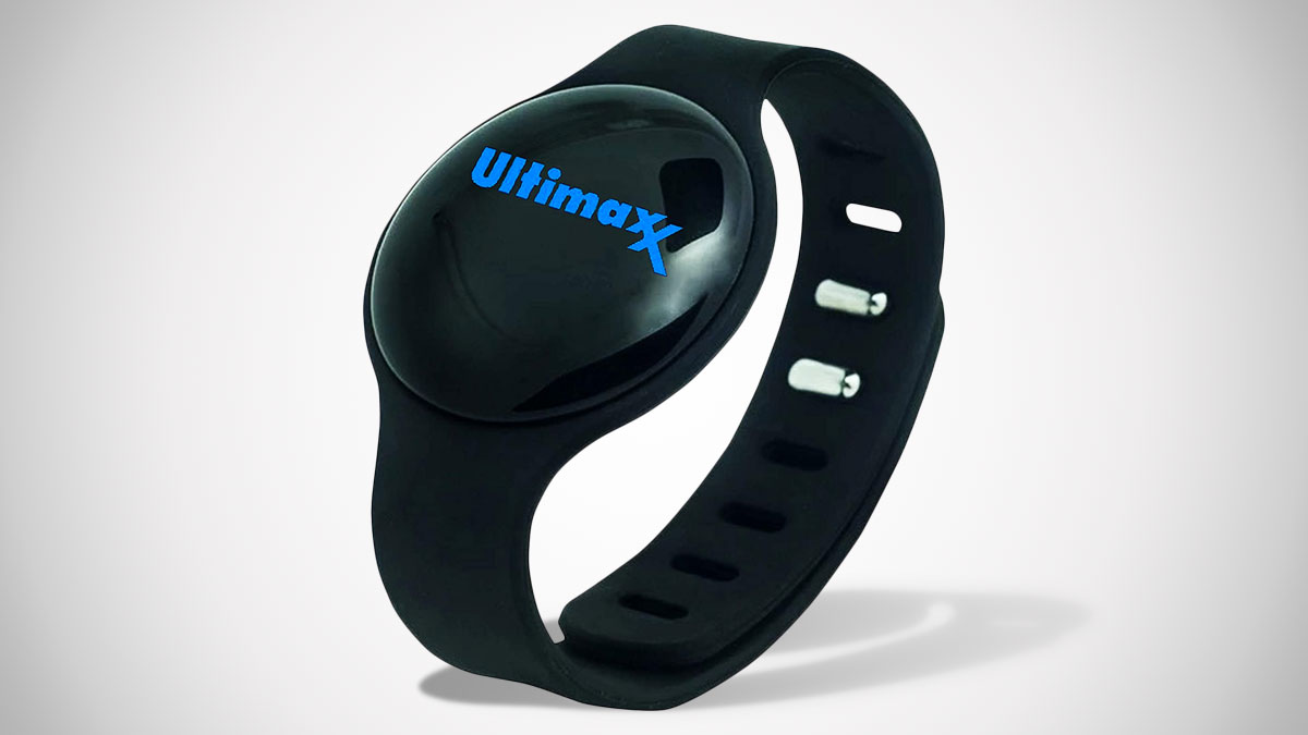 Electronic Social Distancing Wristband