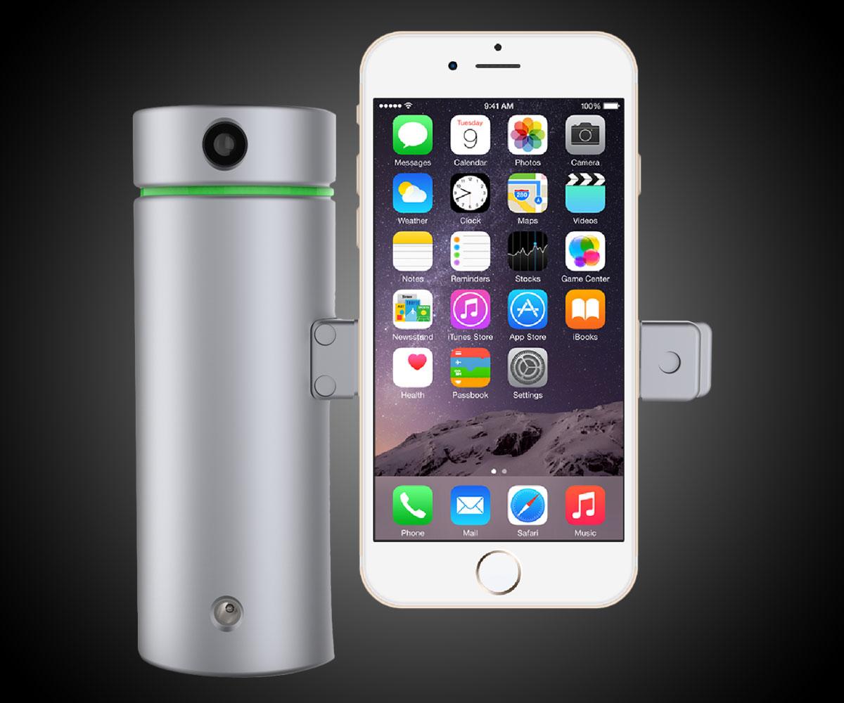 eora 3d smartphone powered 3d scanner. Black Bedroom Furniture Sets. Home Design Ideas