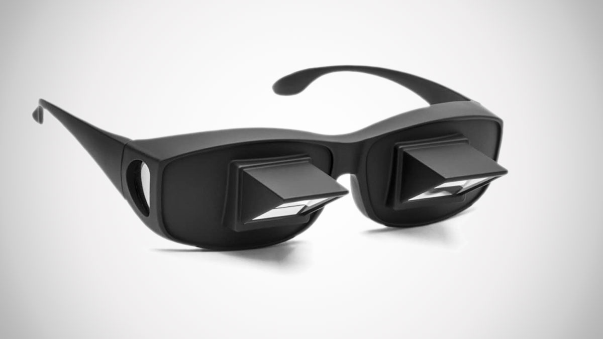 Flammi Lazy Glasses - Read & Watch TV While Lying Down