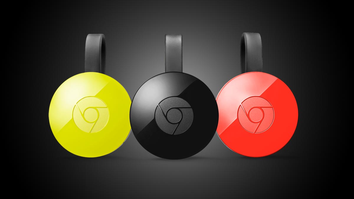 Google Chromecast HDMI Streaming Media Player