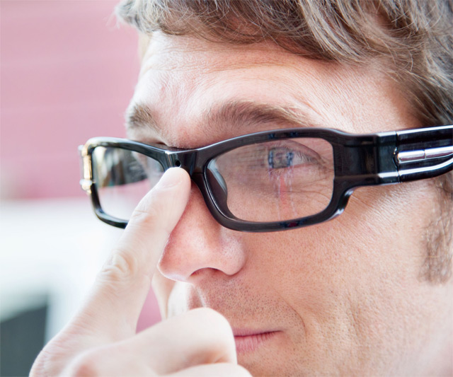 HD Video Spy Glasses