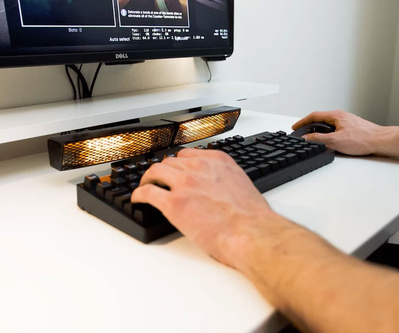 Heatbuff Keyboard Hand Warmer