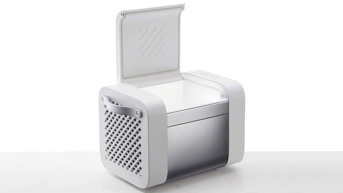 KUBE Bluetooth Speaker with 37-Quart Cooler