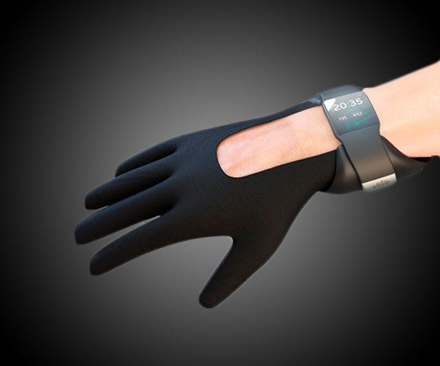 Nuada Hand Strength Enhancing Glove