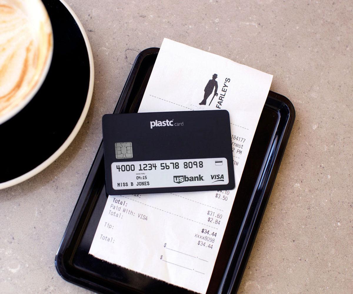 Plastc Universal Card