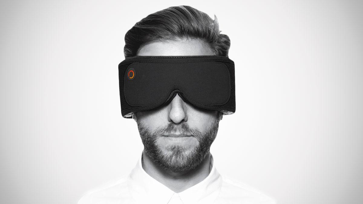 Powermask Breath Trainer & Sensory Deprivation Mask