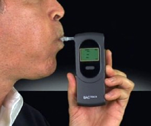 Professional Digital Breathalyzer