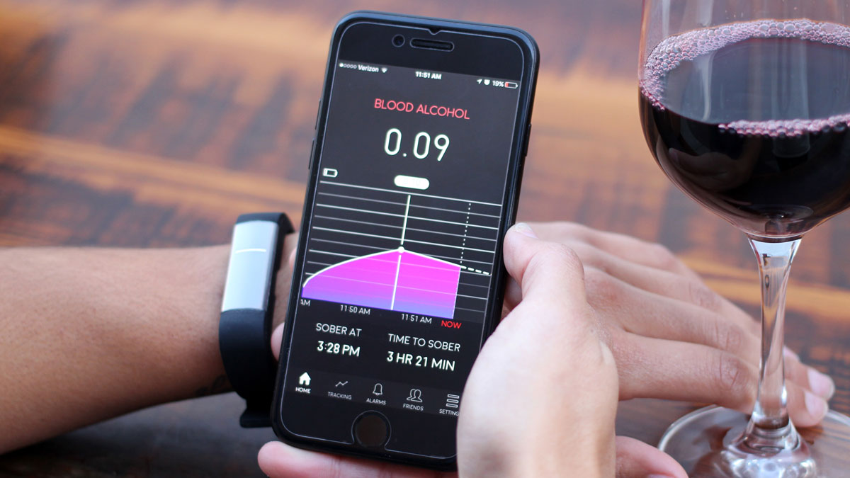Proof - Wearable Blood Alcohol Sensor