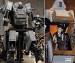 Kuratas Robot - Rideable Battle Mech