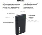 Limeade Blast Ultra-High Capacity Battery Pack