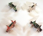 Robot Dragonfly for Spying & Gaming