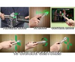 Sonic Screwdriver TV Remote Functions & Use
