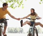 Vibrating Bicycle Seat