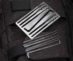 Titanium Lock Picking Card
