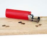 Branding Iron For BIC Lighter