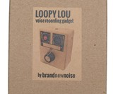BrandNewNoise Loopy Lou Voice Recorder