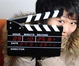 Director's Clapperboard Digital Alarm Clock
