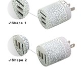 Electrical Storm Dual USB Power Adapter