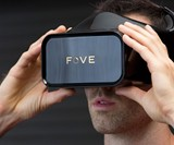 FOVE Eye Tracking Virtual Reality Headset