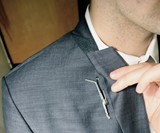 Gentleman's Bogotas - Lapel Lockpicks