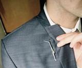 Gentleman's Bogotas - Lapel Lockpicks
