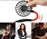 Hands-Free Wearable Mini Fans