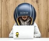 Helmfon Noise-Cancelling Helmet