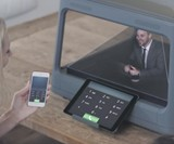 Holus Interactive Holographic Display