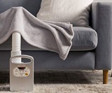 Iris Blanket Warmer with Shoe Dryer Attachment