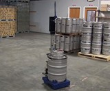 Keg-a-Droid Remote Control Beer Robot