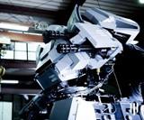 Kuratas Robot - Profile View