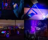 LaserCube - The World's Smallest Laser Display
