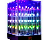 LED Cube - 3D Light Show