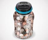 Lefree Digital Money-Counting Swear Jar