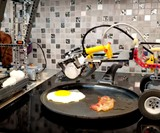 LEGO Breakfast Machine