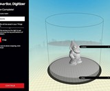 MakerBot Digitizer 3D Scanner