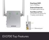 Netgear Home WiFi Range Extender
