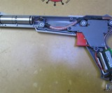 Nintendo Zapper Fitted with Laser Wiring