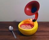 Snap Crack & Pop Amplifier Cereal Bowl