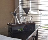 The Barisieur Alarm Clock & Coffee Brewer